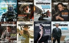 American Cinematographer Magazine 101 Issues In PDF On DVD