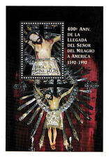 ARGENTINA - Scott 1789 - 1992 - Miraculous Lord Crucifix 400th Anniversary - MNH