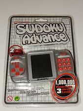 Electronic Sudoku Advance Hand Held Game  **SEALED**