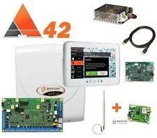 KIT ANTIFURTO ALLARME CASA CENTRALE BENTEL ABSOLUTA 42 + TASTIERA M-TOUCH+ GSM