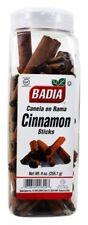 BADIA - Cinnamon Sticks 9 oz (6 PACK) - Canela en Rama