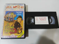 Lina Morgan Il Ultimo Tram Teatro La Latina - VHS Nastro Castellano