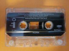 Korn Clown / Blind Very Rare Promo Cassette single, tape only
