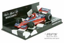 Brabham Alfa Romeo BT45C Nelson Piquet Formel 1 Kanada 1978  1:43 Minichamps NEU