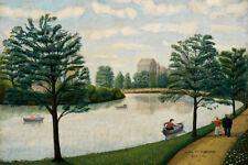 Along the Susquehanna by John Kane 60cm x 40cm Art Paper Print