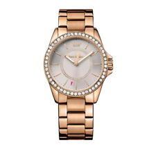 Juicy Couture Ladies Laguna Watch in Rose Gold - Wristwatch Timepiece -1901410