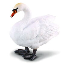 Mute Swan Bird Model by CollectA 88211 *Free Postage*