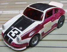 für Slotcar Racing Modellbahn --  AFX Porsche Carerra
