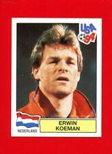 WC USA '94 Panini 1994 - Figurina-Sticker n. 423 - E. KOEMAN - NEDERLAND -New