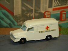 Lomas Ambulance - Matchbox Lesney 14 England *38002