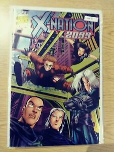 X-NATION 2099 1 VF MARVEL PA8-40