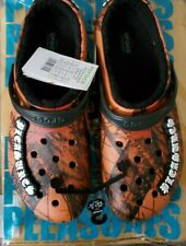 PLEASURES X CROCS DYLAN CLOG Limited Collaboration **Size 13* READY TO SHIP