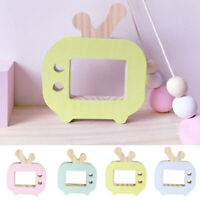 Home Decoration Figurines Miniatures Decor Wooden TV toy ornaments Nordic vbn