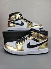 Nike Air Jordan 1 Mid SE Metallic Gold DC1419 700 Confirmed orders