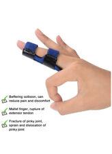 Stecca per dito regolabile, Tutore per dita mano con fasce regolabili