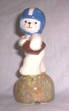 Bear / Sports A431 LV853.2 Ceramic Bear Football Player Pie Bird