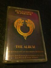 Jesus Christ Superstar the Album cassette Overture Everything's Alright 1992 HTF