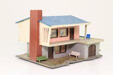 Faller B-523 H0 Villa Bungalow Einfamilienhaus fertig aufgebaut
