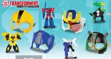MCDONALDS 2017 TRANSFORMERS - COMPLETE SET - FREE PRIORITY SHIPPING