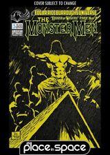 THE MONSTER MEN: HEART OF WRATH #3B - PULP LTD EDITION (WK47)