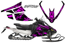 Arctic Cat F Series Sled Wrap Snowmobile Graphics Kit Sticker Decals NIGHTWOLF P