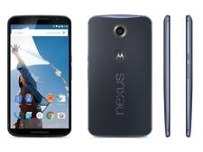 Motorola Google Nexus 6 XT1103 64GB 4G LTE GSM SMART PHONE (BLUE) (UNLOCKED)