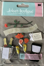 Jolees Boutique Anniversary Stickers