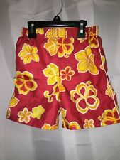 Toddler Sand & Sun Swim Trunks Size 4T