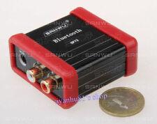 12VDC Wireless Bluetooth Audio Receiver Box RCA For Car Speaker Amplifier Modify