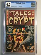 Tales From the Crypt 41 - E.C. Comics - Golden Age Horror 1954 Pre-Code