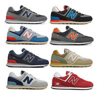 New Balance ML 574 Herren-Sneaker Turnschuhe Schuhe N Klassik-Sportschuhe NEU