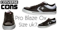 Converse Footwear Pro Blaze Ox Size Uk7 New And Boxed
