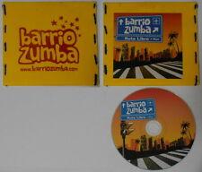 Barrio Zumba  Ruta Libre  U.S. promo cd, sponge digipak cover