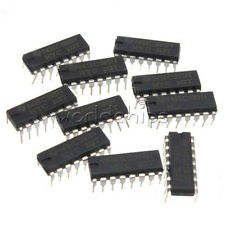 50Pcs 2.0 ~ 6.0 V TOP SN74HC595N 74HC595 8-Bit Shift Register DIP-16 IC TOP