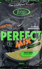 Lorpio Perfect Mix Tench 3 kg-grün, Schleien-Futter, Schleie, Made/Wurm, Method