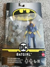 Batman Missions - 6-Inch Batgirl Action Figure *Brand New*🌟🦇🌟👀🌟
