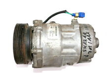 VW Sharan 7M Compresor de Aire Acondicionado Clima (Compatible Con 7M0820803N)