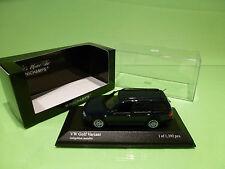 MINICHAMPS 56014 VOLKSWAGEN GOLF VARIANT 1999 - BLUE METALLIC 1:43 - MINT IN BOX