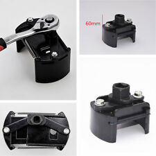 """Car Truck 60-80mm Adjustable Oil Filter Wrench Cup 1/2"""" Housing Tool Remover Kit"""