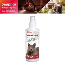 Beaphar Flea Spray Pump Action Cutaneous Treatment Solution For Cats - 150ml