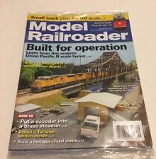 Model Railroader Magazine September 2016