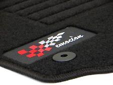 passend für Seat Altea / Altea XL Autofußmatten Fußmatten Baujahr 2004-2015 Lsru