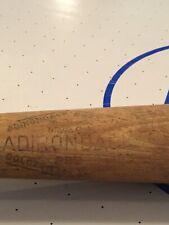 """Vintage Adirondack #282 Babe Ruth Style 35"""" Baseball Bat - 1958 to 1960 Dolgevil"""
