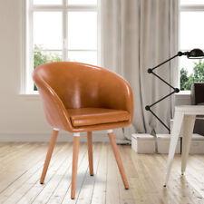 Esszimmerstühle Küchenstuhl Polsterstuhl Design Stuhl Kunstleder/Leinen #948-24