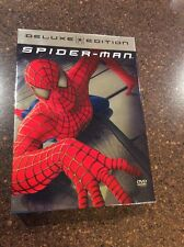 Spider-Man Deluxe Edition 3 Disc DVD Set