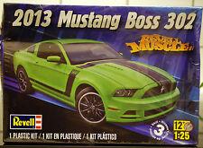 2013 FORD MUSTANG BOSS 302, 1:25, REVELL 4187