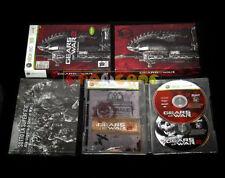 GEARS OF WAR 2 EDIZIONE LIMITATA. XBOX 360 Ita DVD MINT