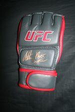 ANTHONY PETTIS SIGNED UFC GLOVE DC/COA UFC CHAMP (SHOWTIME)