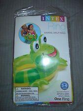 Intex Ring Turtle Animal Split Ring (Ages 3-6)
