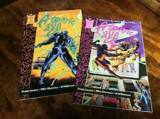 Atomic Age #1-2 (Epic/101455/Prestige) comic book complete set lot of 2